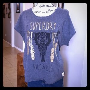Superdry Wild & Free Top